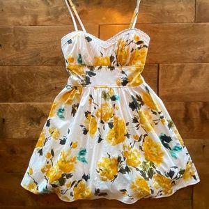 LeChateau Floral Dress